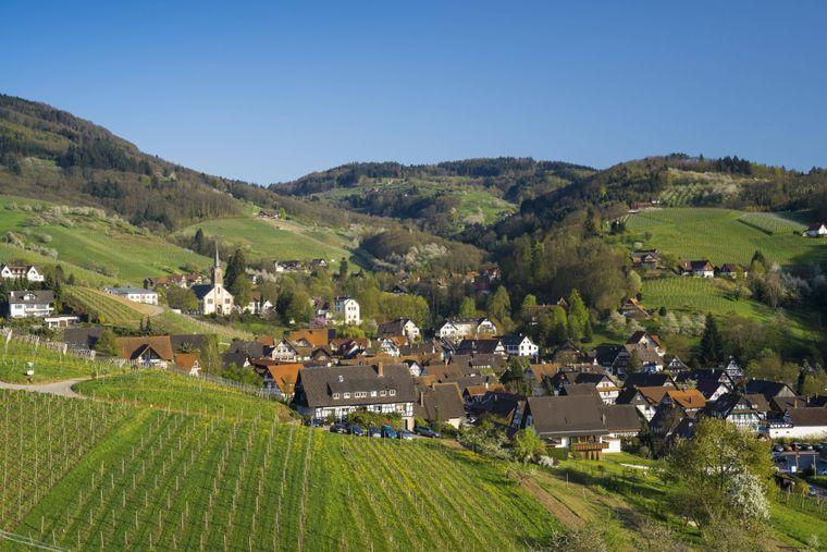 Sasbachwalden liegt im Westschwarzwald in Baden-Württemberg.