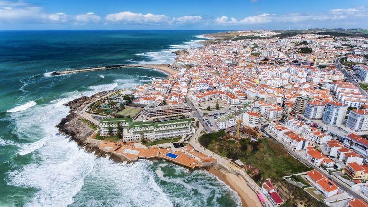 Die Küste von Ericeira