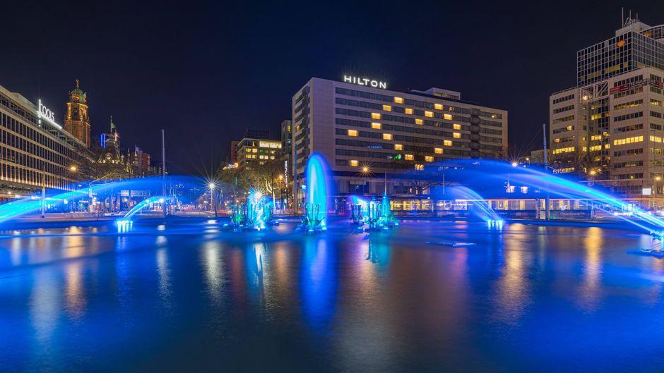 Hilton während der Corona-Krise.