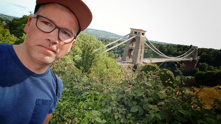 Für reisereporter Michael ist die Suspension Bridge ein Must-see in Bristol, das du am besten zu Fuß erkundest.