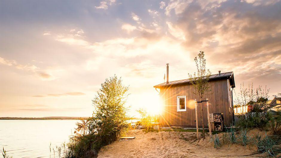 Ein Haus am See – was will man mehr.