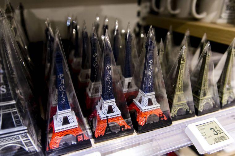 Souvenir aus Paris.
