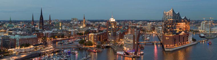 Hamburgs Konzerthallen sind zurück!