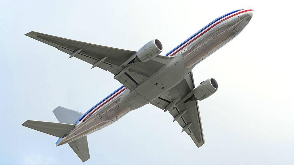 Eine Amerikanerin wollte Granate mit ins Flugzeug nehmen.