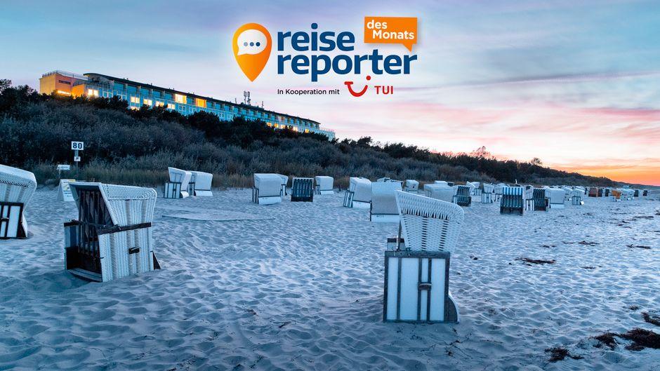 Ab an den Ostsee-Strand auf Usedom – die Reise könnt ihr gewinnen.