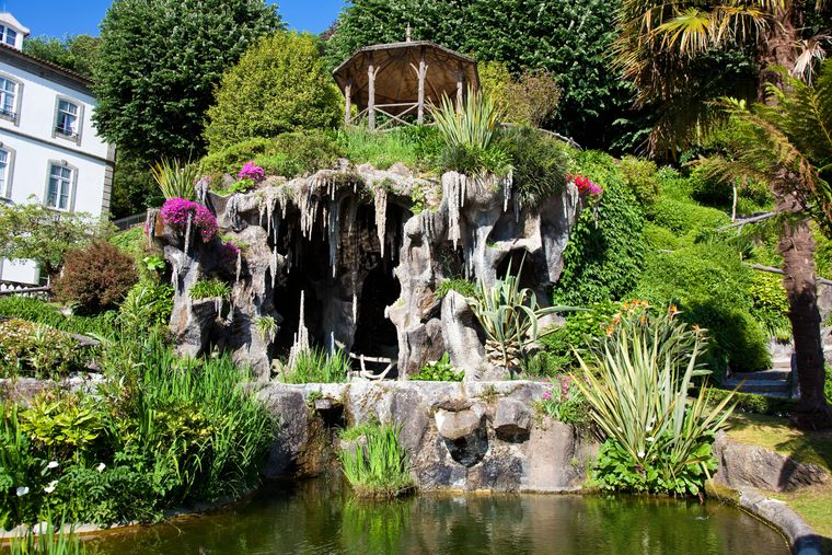 Die Gärten von Bom Jesus do Monte sind ein echter Hingucker.