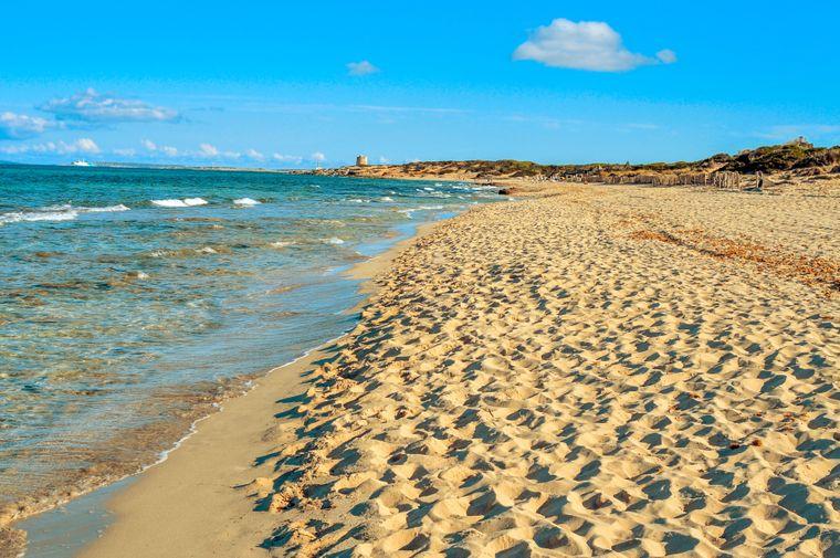 Strand Es Cavallet, Ibiza