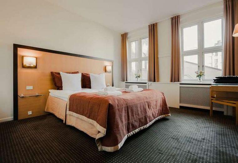 Zimmeransicht Ascot Hotel