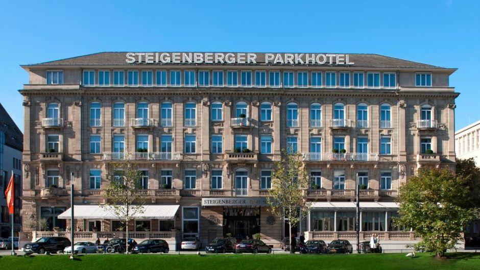 Das Steigenberger Parkhotel