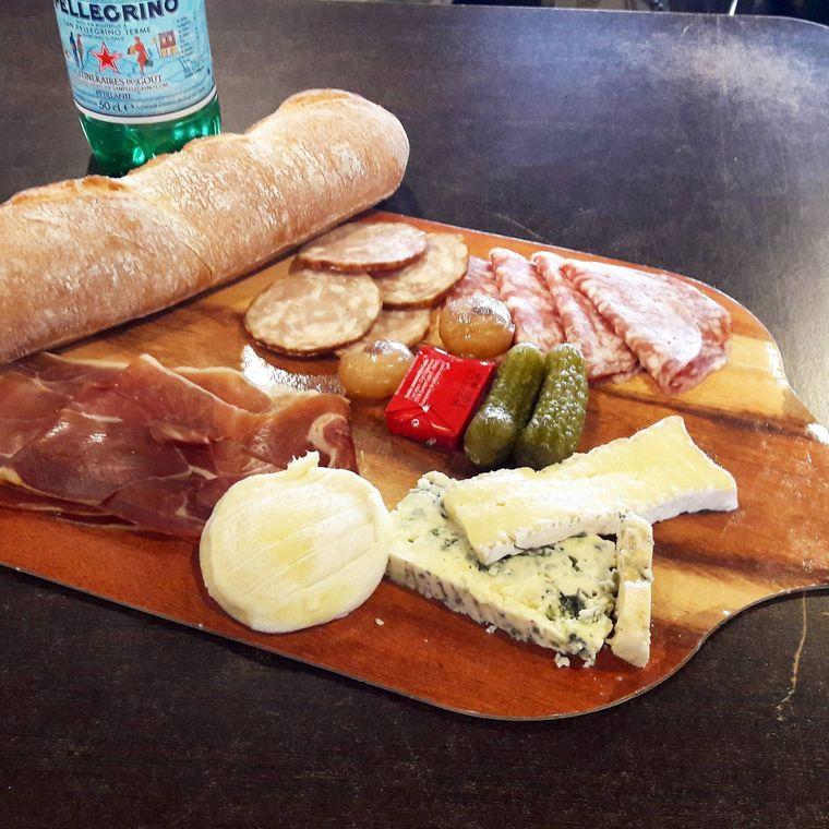 Die Carcuterie ist die französische Küche der kleinen Köstlichkeiten.