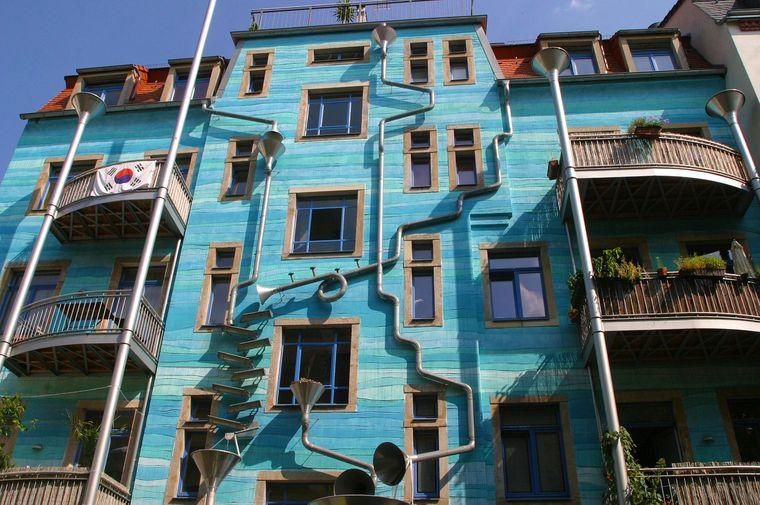 Kunst und Kultur. Dresden ist auch für seine Schönheit bekannt.