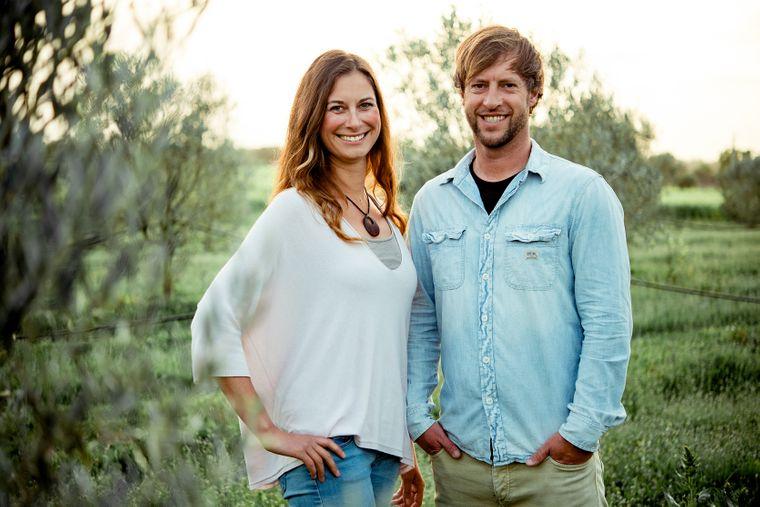 Alexander und Jill-Catrin wollen Urlaubern das ursprüngliche Mallorca näherbringen.