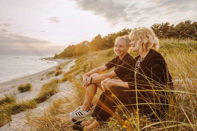 Sømarken - beach area