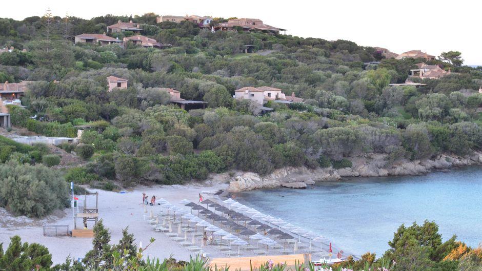 Sardinien verlangt von Urlaubern nun einen negativen Covid-19-Test bei der Einreise.