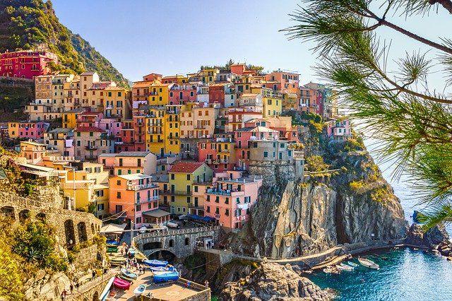 Cinque Terre, Italien