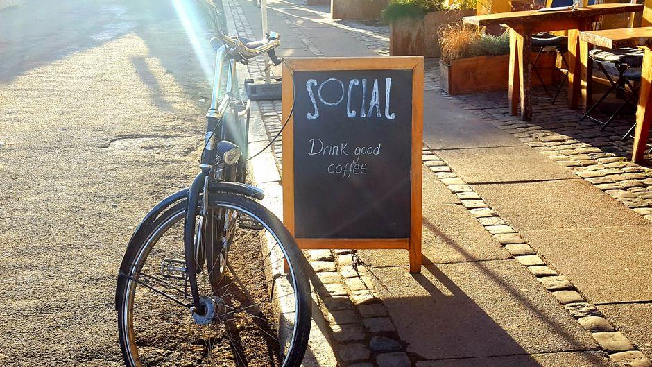Café Social Kopenhagen