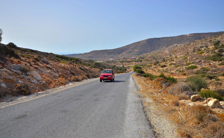 Traumhafte Ausflüge an versteckte Ecken: Das lässt sich mit einem Mietauto auf Griechenland easy verwirklichen.