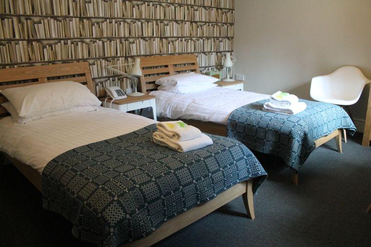 Hotelzimmer im The Gladstone.
