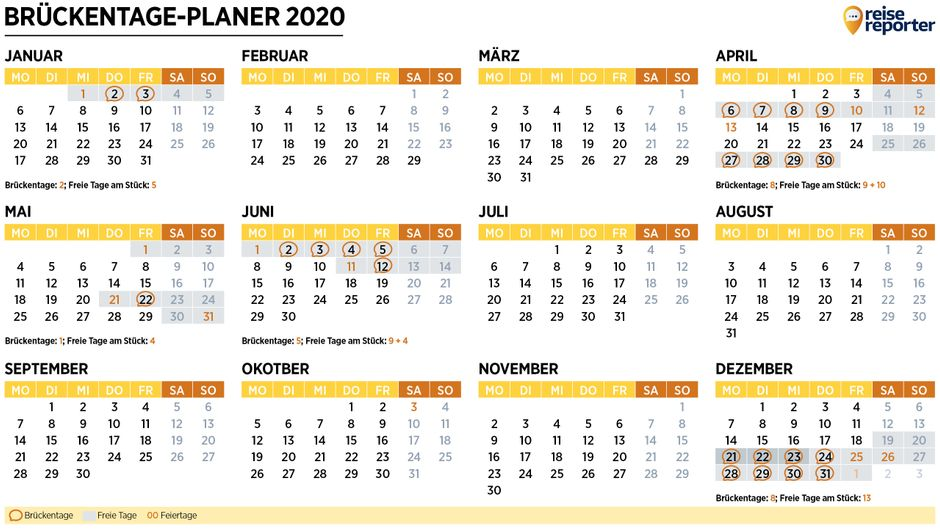 Feiertage nrw 2020 oktober
