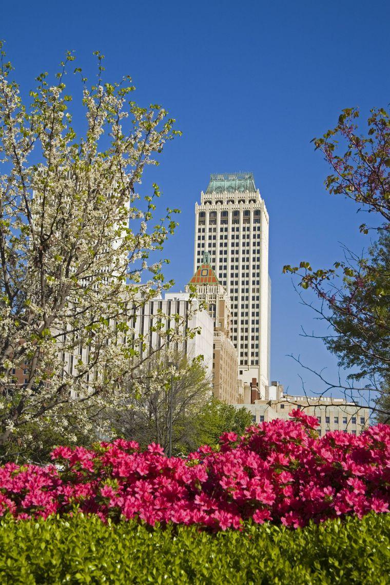 Tulsa ist die zweitgrößte Stadt im US-Bundesstaat – trotzdem fehlen hier Menschen.