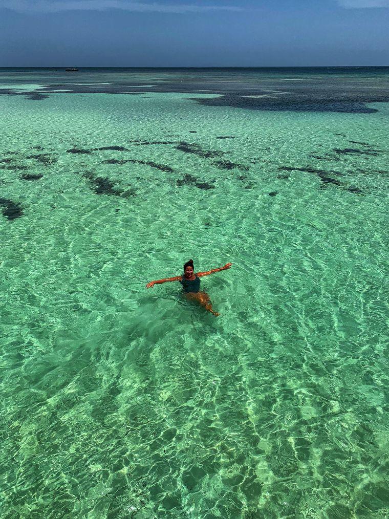 Nylon Pool von Tobago.