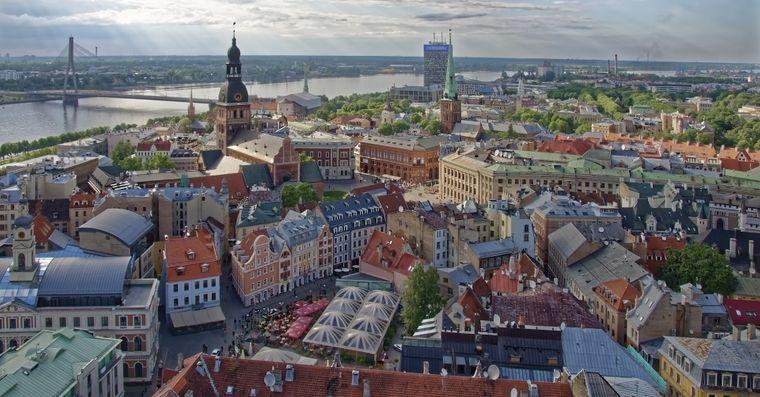 Platz 9: Riga. Für einen Tag in Lettlands Hauptstadt bezahlst du etwa 33,75 US-Dollar (etwa 29,11 Euro).