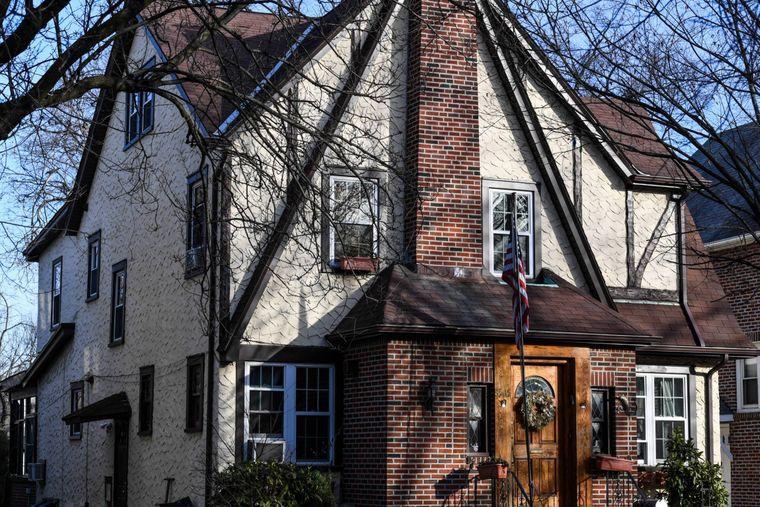 Ehemaliges Wohnhaus von Donald Trump in Queens