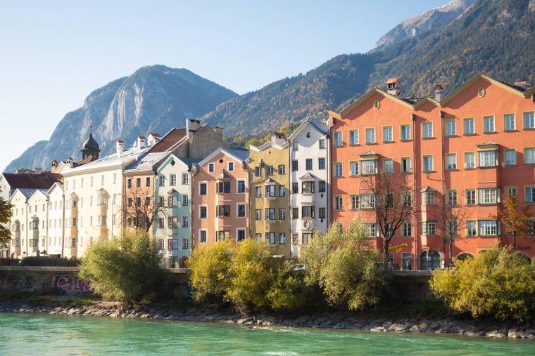 Innsbruck erfreut sich bei vielen deutschen Touristen großer Beliebtheit – kein Wunder.