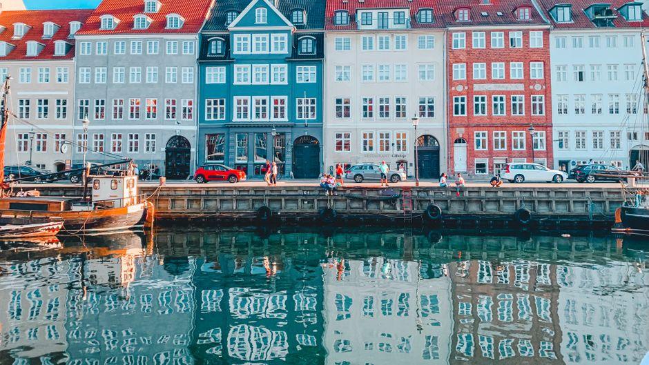 """Blick auf den Hafen von Kopenhagen. Laut dem """"Safe Cities Index"""" gilt Dänemarks Hauptstadt als die sicherste Stadt weltweit."""