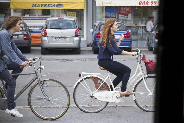 Die slowenische Hauptstadt hat in den letzten Jahren eine große Fahrradtransformation durchlebt.