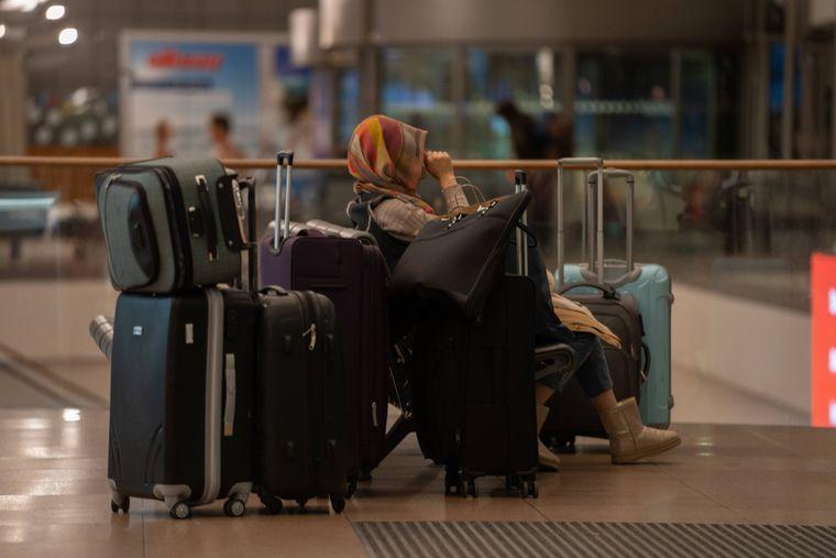 Hunderttausende Passagiere sind heute von Flugstreichungen und -verspätungen betroffen.