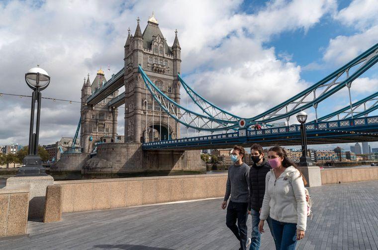 Towerbridge in London