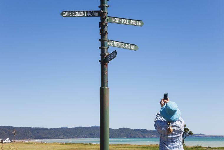 Der Te Araroa in Neuseeland führt dich vom Norden in den Süden des Landes.