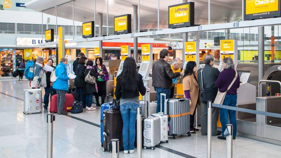 Die Lufthansa verzeichnete für das 2017 einen Fluggastrekord.
