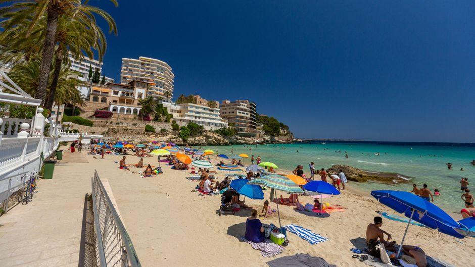 Urlaub auf Mallorca in Zeiten der Corona-Pandemie: Es wird wieder voller.