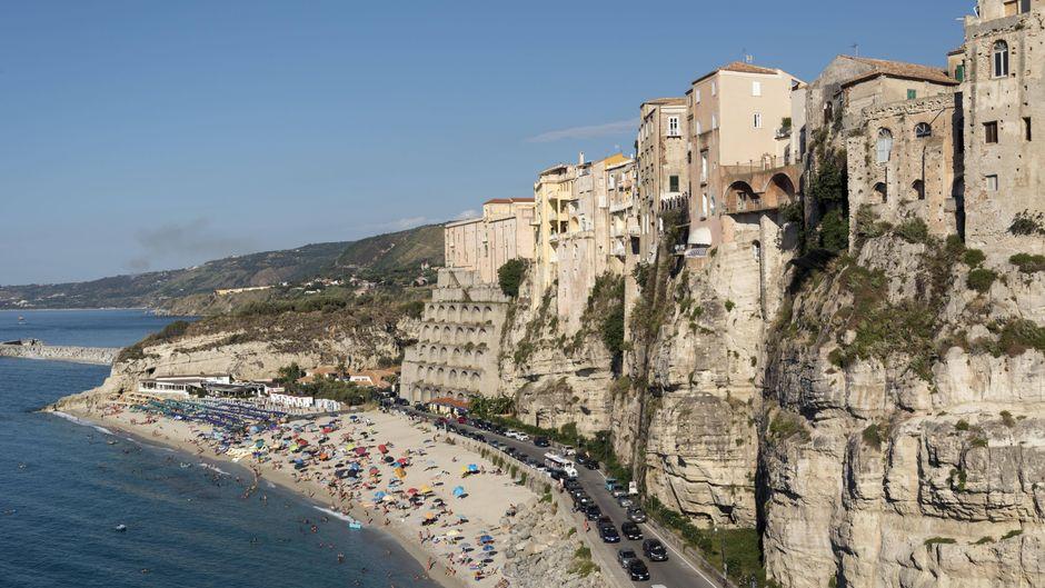 Kalabrien ist eine beliebte Urlaubsregion in Italien.