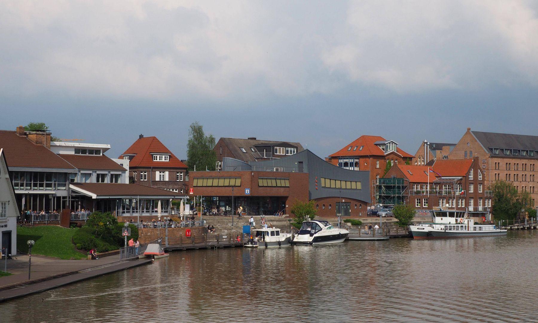 Stadt In Ostfriesland Rätsel