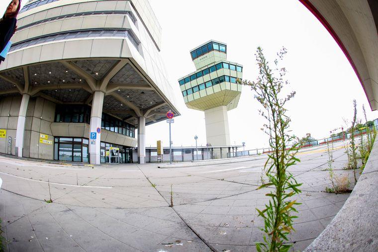 Bis zu seiner Schließung war der Flughafen der am stärksten frequentierte Flughafen Berlins.