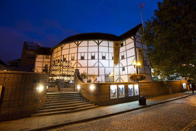 Das Globe Theatre stellt Shakespeare-Werke online.