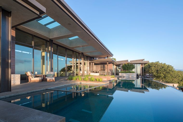 Airbnb-Villa mit Infinity-Pool in San Francisco