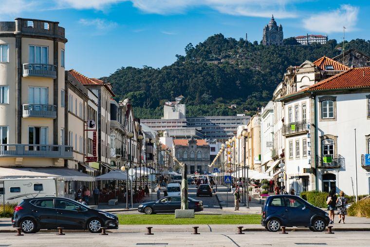 Zentrum von Viana do Castelo