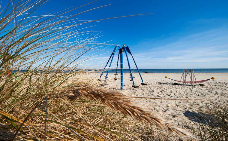 Kühlungsborn bei Rostock ist ein beliebtes Urlaubsziel für Familien.