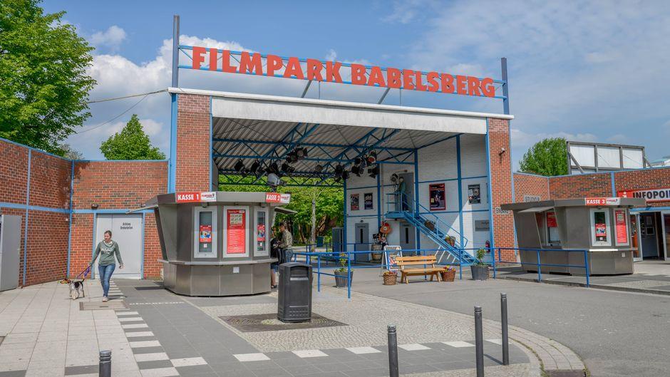 Must Do: Ein Besuch im Filmpark Babelsberg.