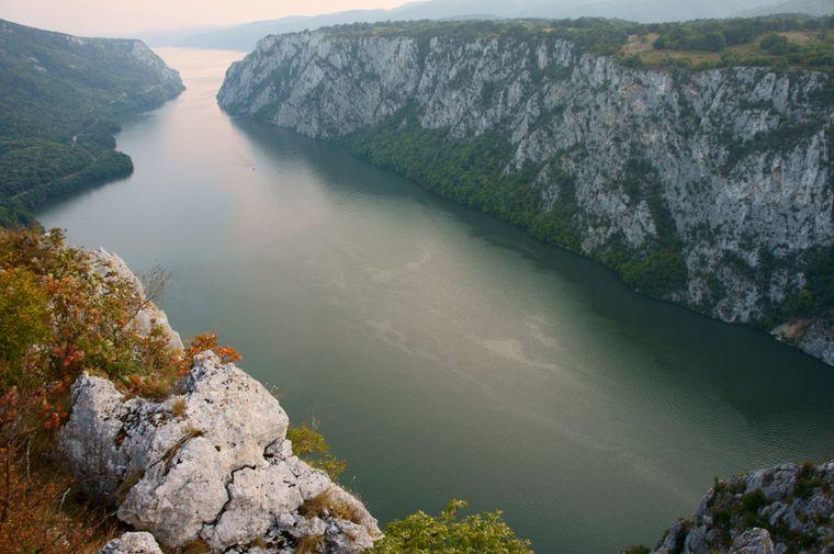Der Donaudurchbruch.