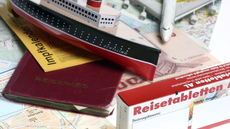 Auch die beste Reiseapotheke hilft bei einem hochansteckenden Virus auf Kreuzfahrt nicht.