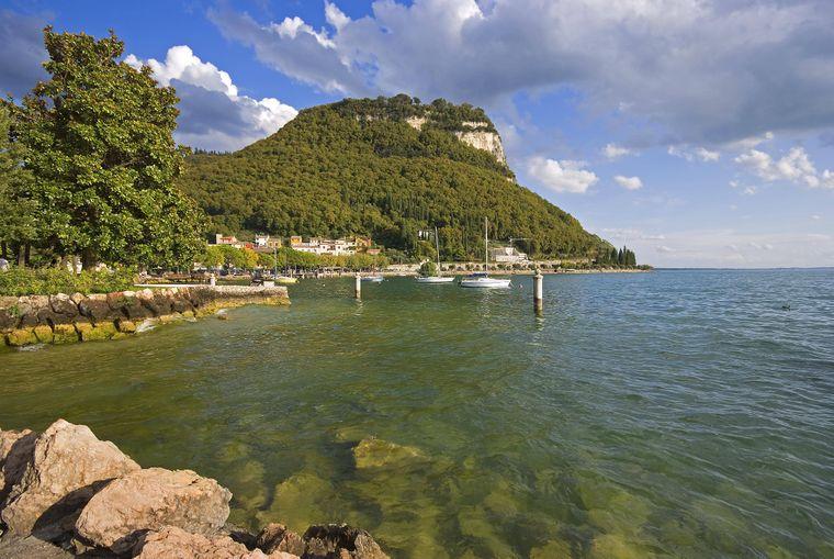 Auf dem Rocca di Garda soll einst eine Prinzessin gelebt haben.