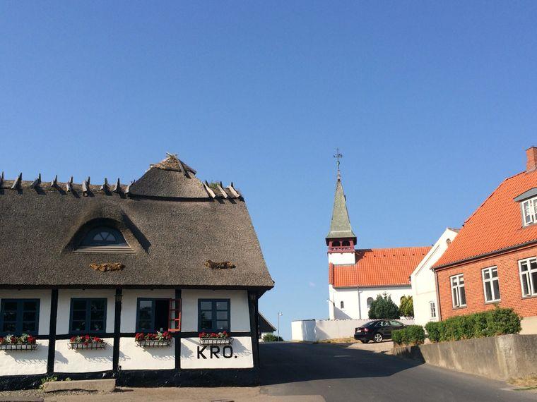 In Reersø schalten auch die Dänen ab. Es ist das Wochenendziel von Kopenhagenern.