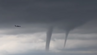 Das Flugzeug kam beim Landeanflug auf Sotschi mehreren Tornados nahe.
