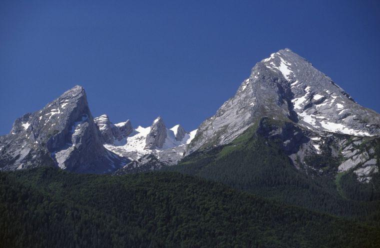 Der Nationalpark Berchtesgaden in Bayern ist ein beliebtes Ausflugsziel.
