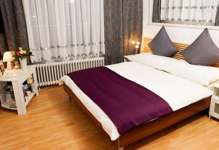 Doppelzimmer Hotel DaVinci